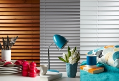 How to choose the right material for your Venetian blinds
