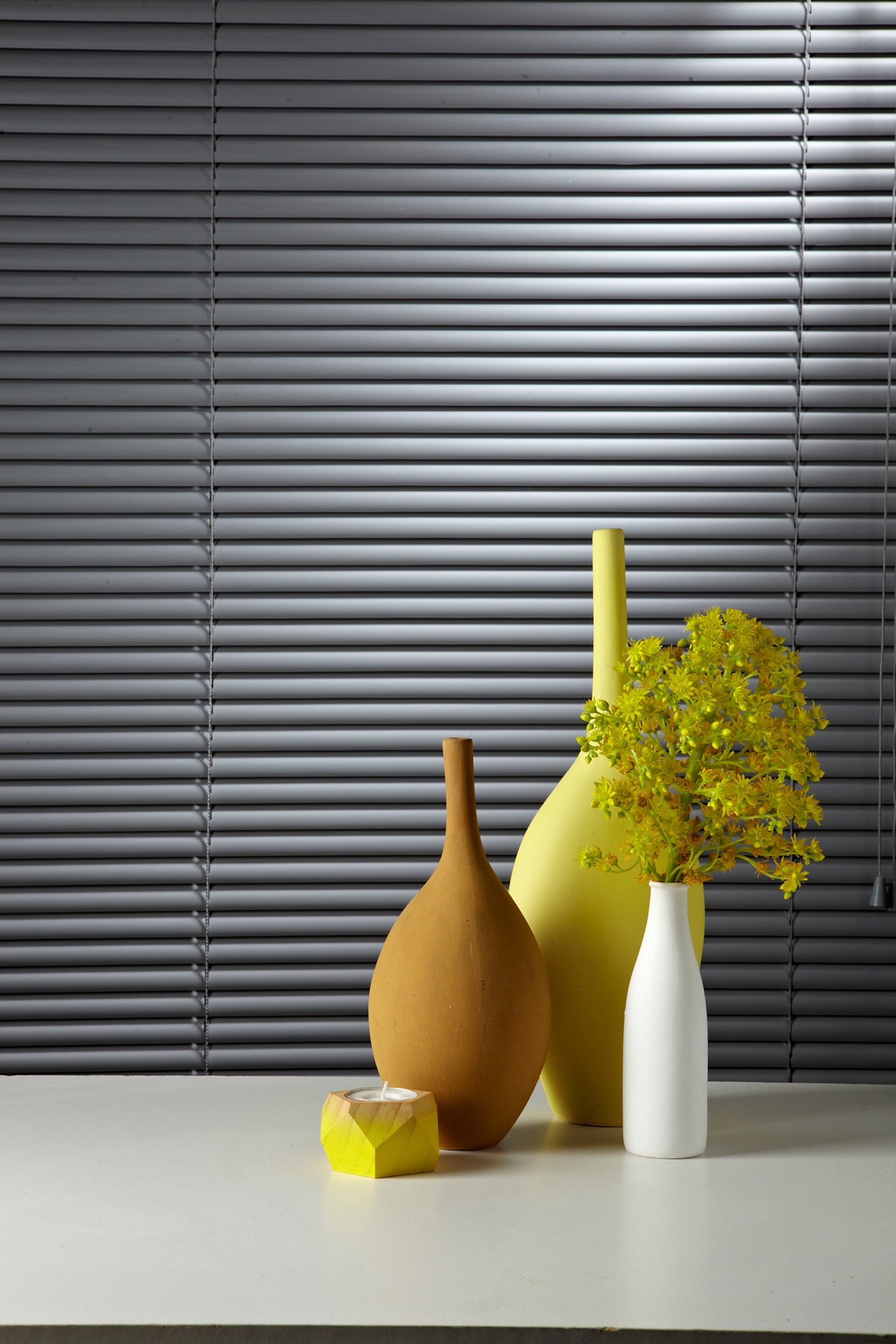 25mm Dawn Pvc Venetian Blinds Zone Interiors