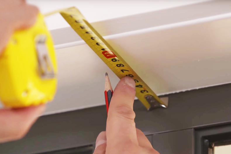 How to accurately measure window frames