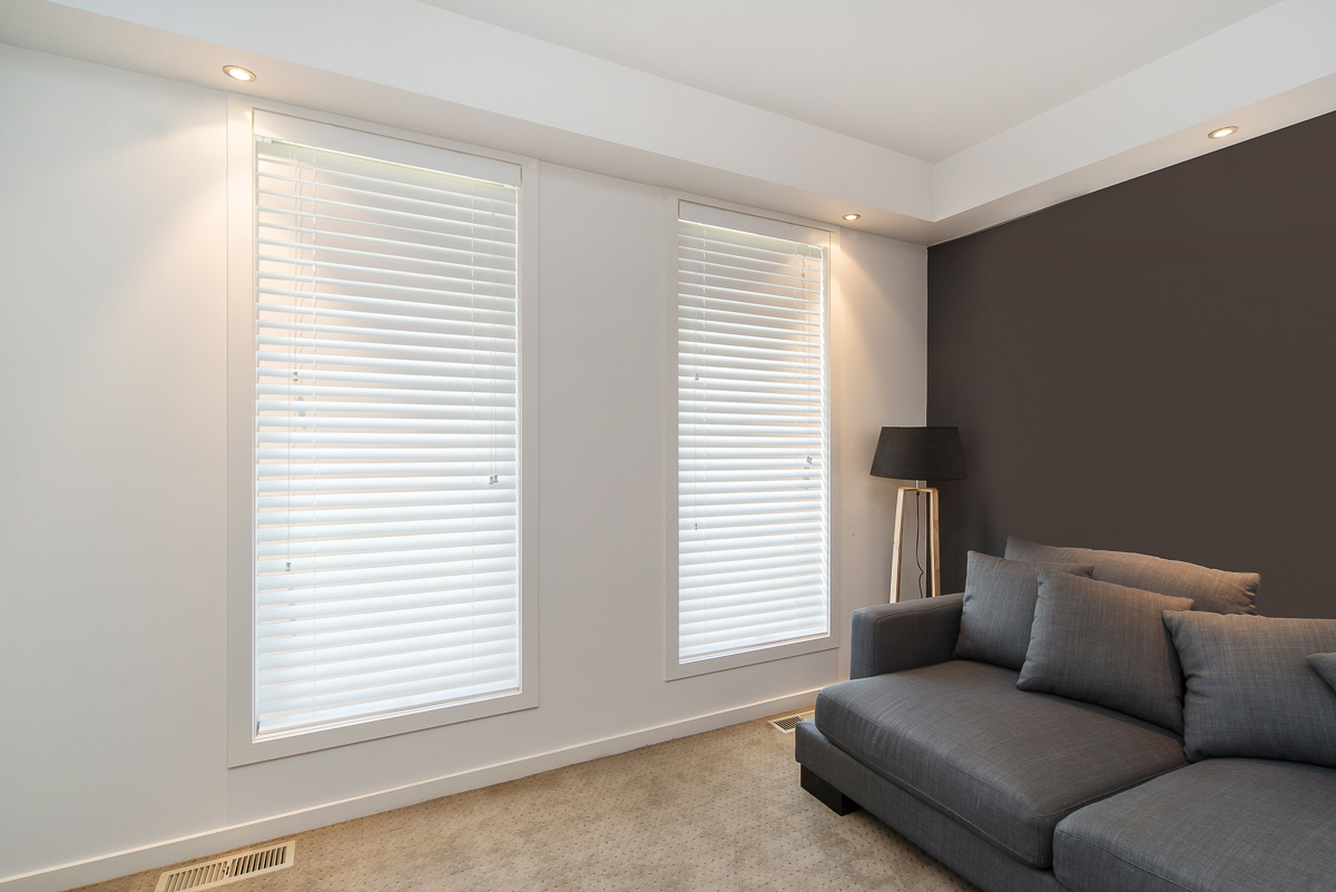 63mm Shutterview Basswood Venetian Blind Zone Interiors